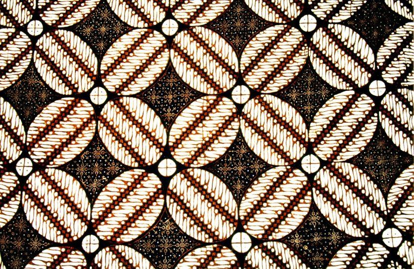 Asal Usul Batik Kawung