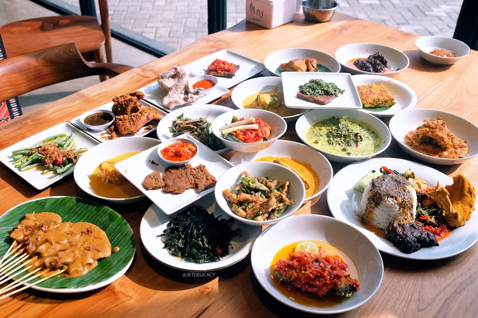 Resep Rahasia Masakan Padang