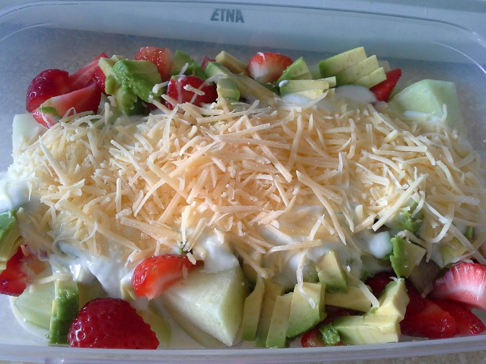 salad buahh