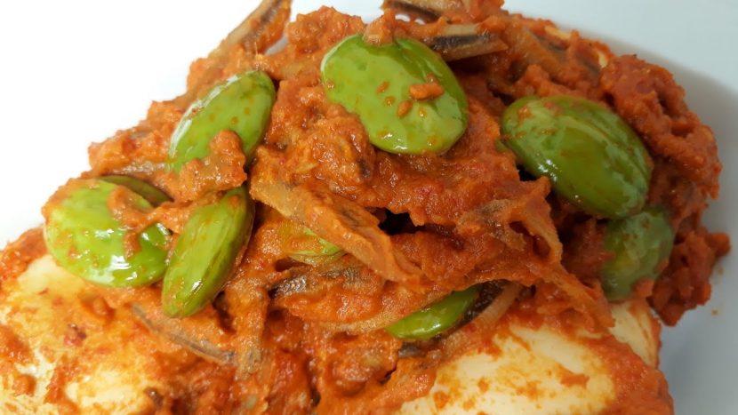 Resep masakan minang sambal lado tanak