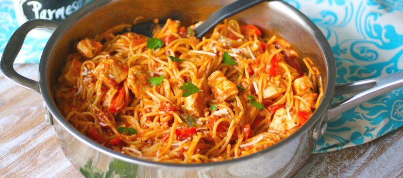 resep spaghetti goreng
