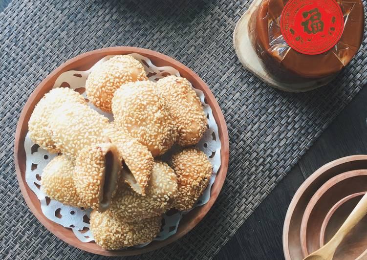 resep mochi goreng