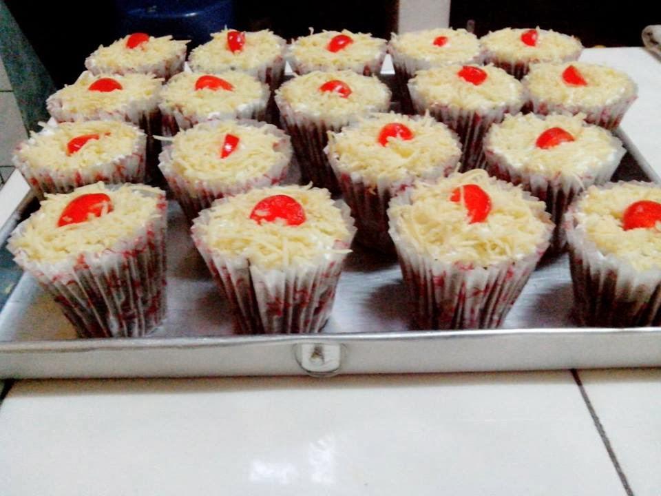 cara membuat cupcake keju