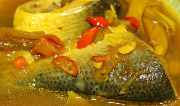 cara memasak ikan bandeng