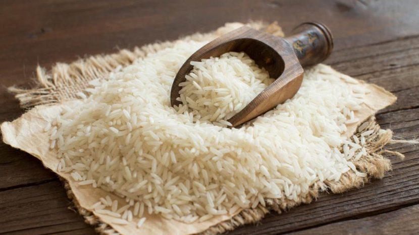 macam macam beras
