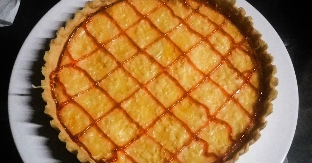 resep kue tart susu panggang
