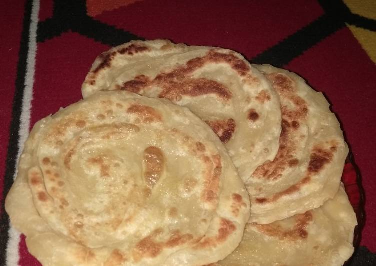 cara membuat roti maryam