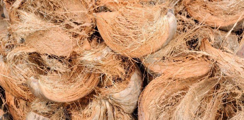 contoh kerajinan dari serat kelapa