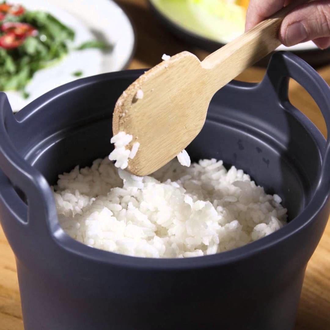 Cara Memasak Nasi Menggunakan Rice Cooker