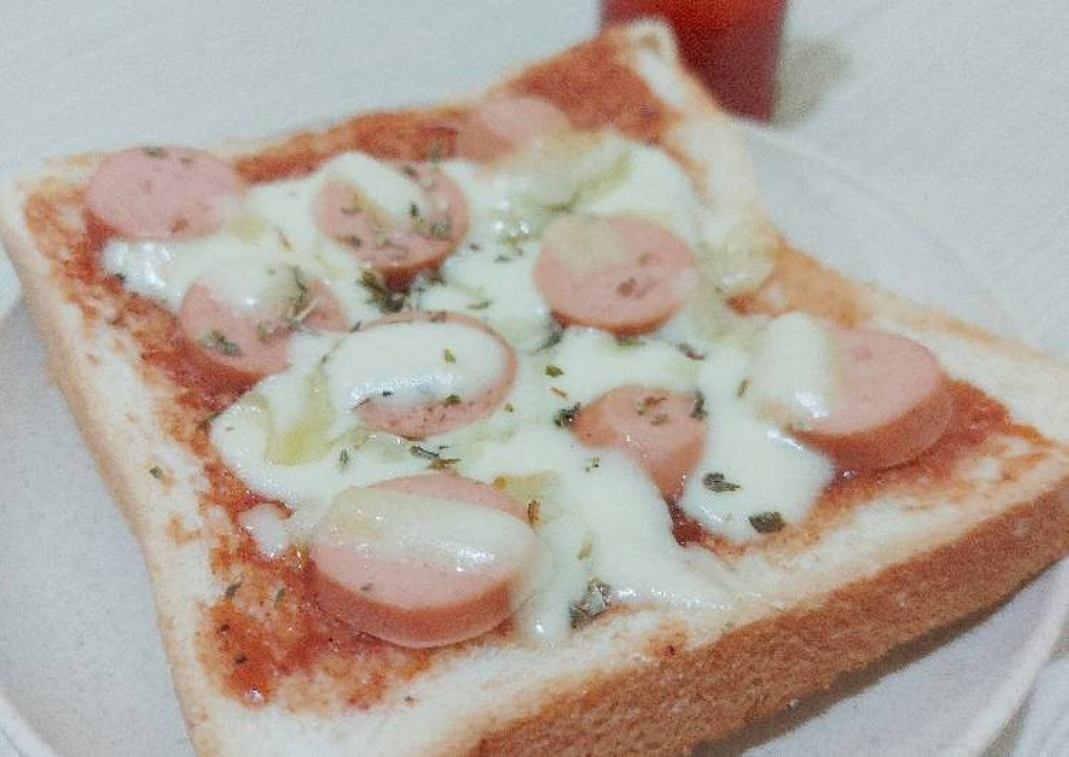Cara Bikin Pizza dari Roti Tawar