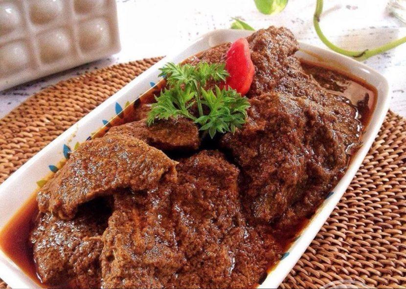 Resep Bumbu Rendang Daging Sapi Padang