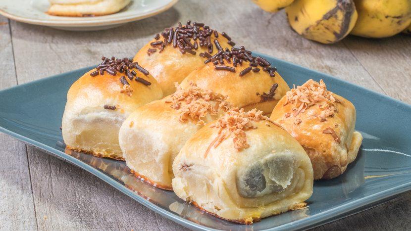 resep bolen pisang coklat lumer