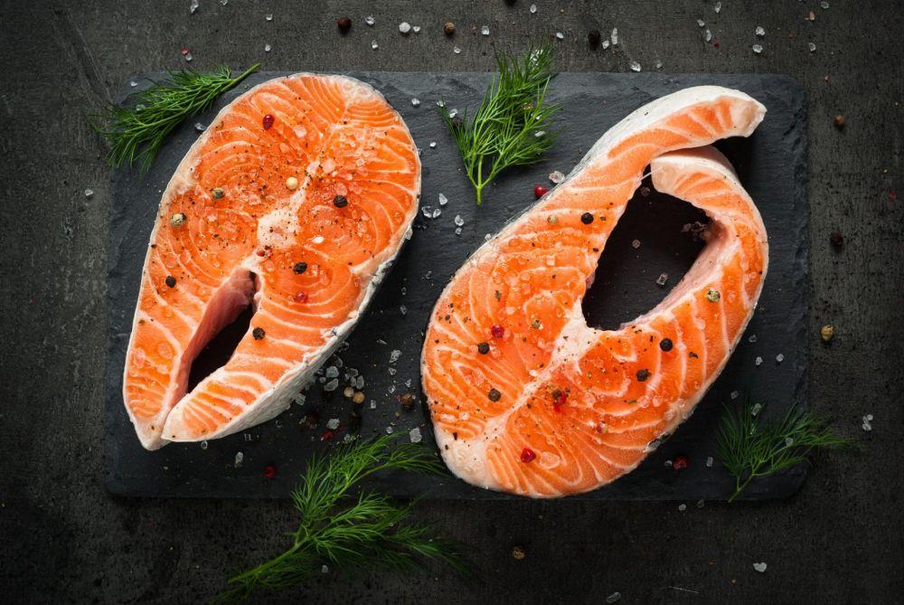 resep masakan ikan salmon sederhana