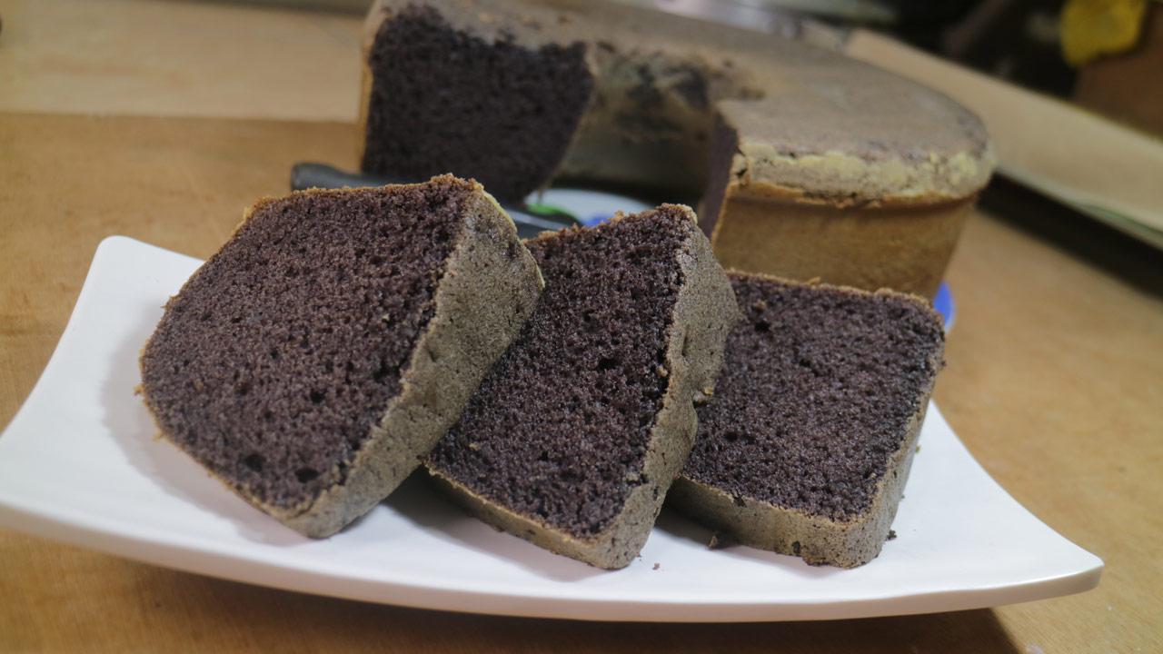 Resep cara membuat bolu ketan hitam panggang yang pasti enak