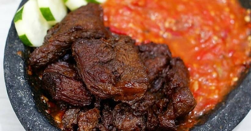 empal daging bacem